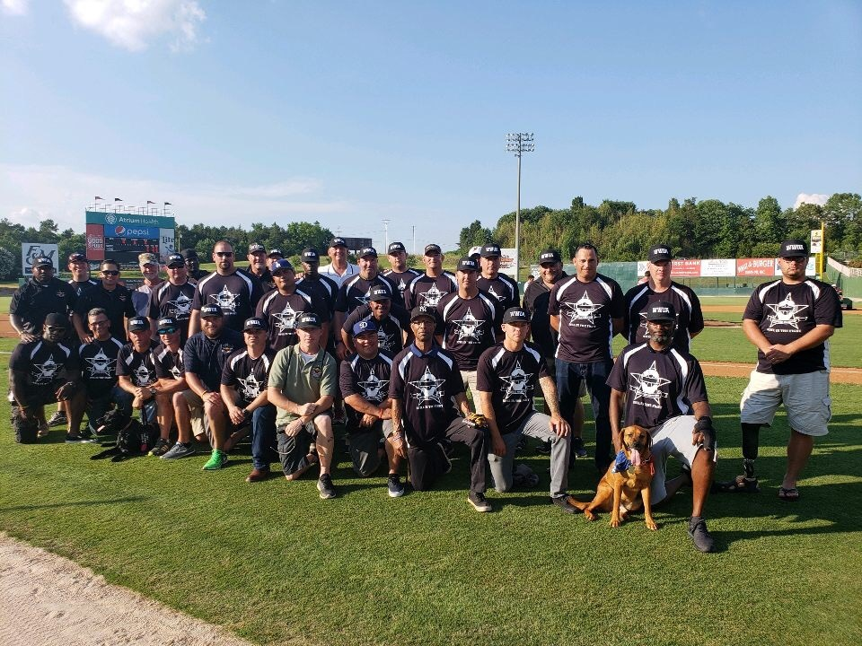 Wounded Warrior Umpire Academy June 2018