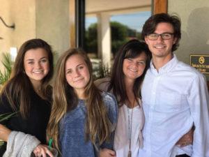Matt Currin family