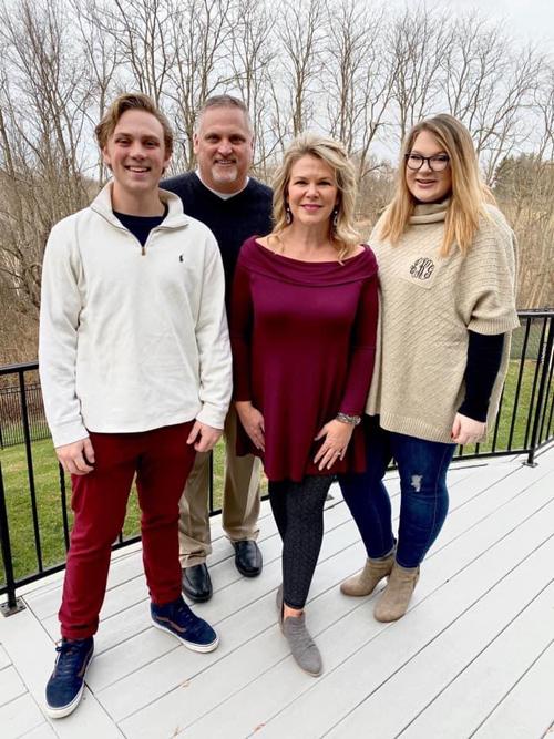 Jim Kirk and family